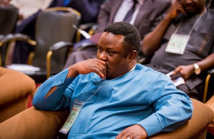 SHOCKING REVELATION!! Crisis Hits Cross River PDP Very Hard As NASS Members Exposes Gov Ayade