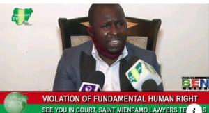 Unlawfully Arrest Of Bayelsa Blogger: See You In Court — Lawyers Tells DSS (Video)