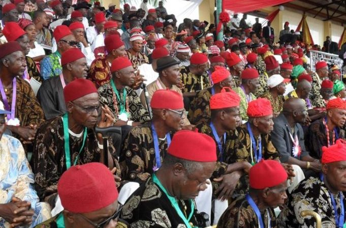 BREAKING!! Trouble Looms In Nigeria As Ohaneze Rejects New Police Promotion List, Threatens To…