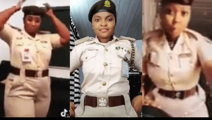 #BopDaddyChallenge: Thank You Falz For Your Quick Intervention —Freed Female Immigration Officers