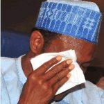 JUST IN!! President Buhari Weeps Again As Another Top Man Dies In Aso Rock