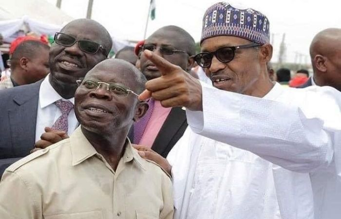 EXPOSED!! Stepping On Powerful Toes Cost Me APC Chairmanship — Oshiomhole