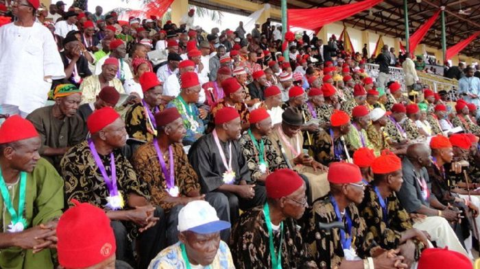 Don't Waste Money On 2023 Presidency, No Igbo Man Will Ever Be Nigeria President– Group