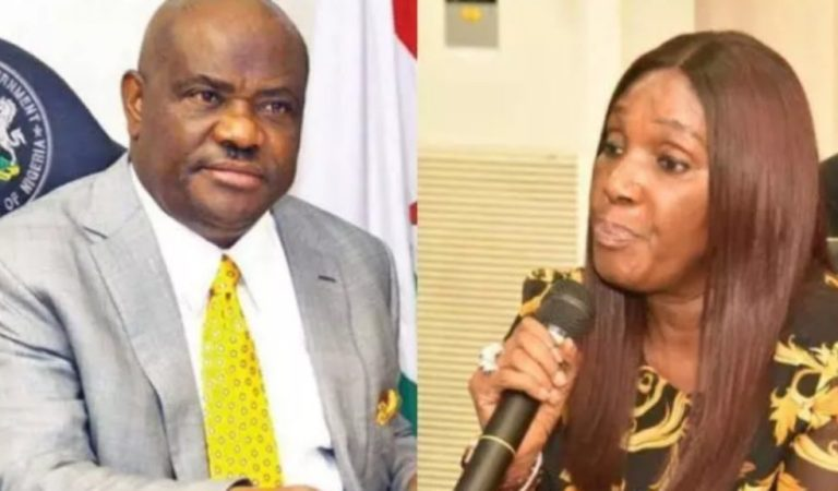 Police To Wike: IGP, Rivers CP Is Aware Of Joy Nunieh's Home Invasion