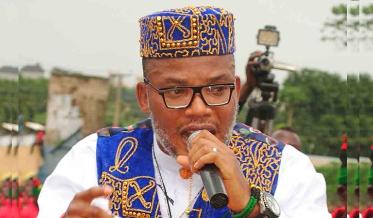 From Today, If You Kill Us, We Will Kill You – Nnamdi Kanu Declares War Against Nigerian Police