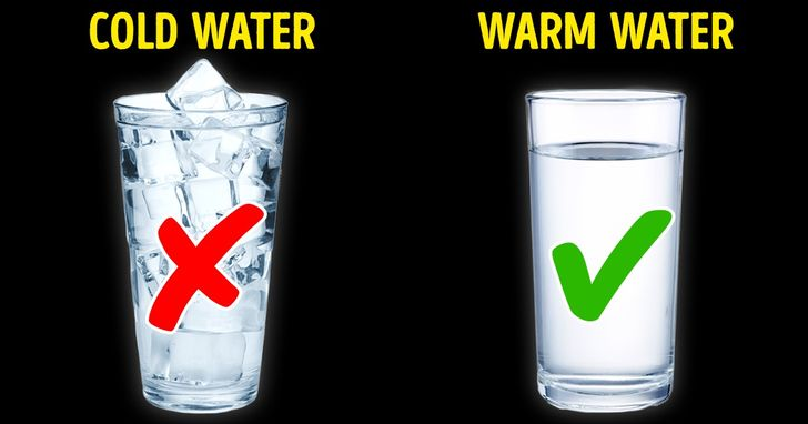 VERY IMPORTANT MESSAGE!! 12 Benefits of Drinking Warm Water before Bedtime