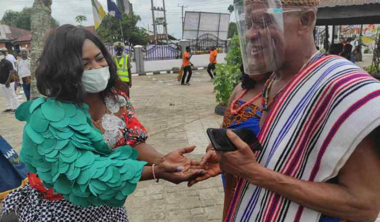 Cross River Monarch Reaffirms Commitment of Palace To promoting Quality Healthcare