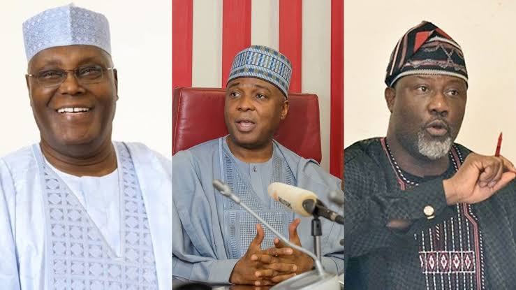 FRESH UPDATE!! Atiku, Saraki, Tambuwal, Others May Join Dogara In APC (Read Details)