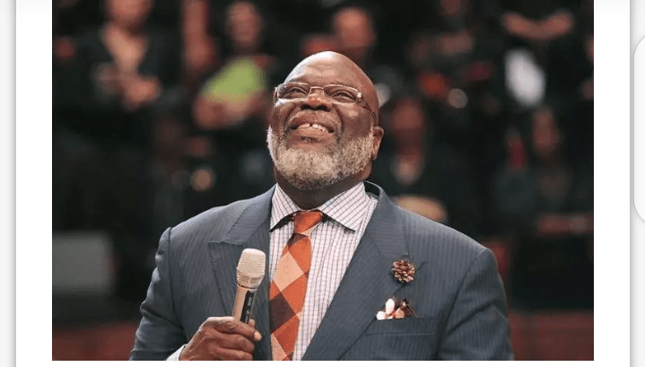 I Eat 'Fufu' And 'Jollof Rice', My DNA Test Is Traced To Igbo Tribe — TD Jakes