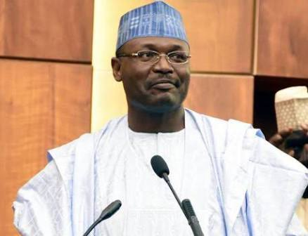 INEC Chairman Begins a New Tenure Today