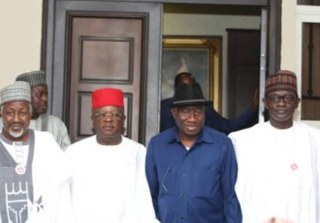 PDP Declares APC Governors' Visit To Jonathan As An Apology For Misrule