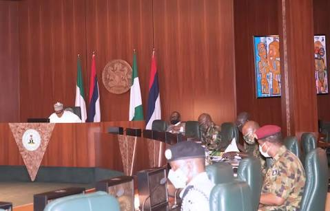 Security Council Vows Not To Allow #EndSARS Repeats Itself