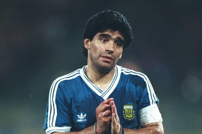 Tribute To Diego Maradona; Greatest Footballer Of All Time