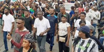 BREAKING!! Tension Heightens In Nigeria As Protesters Vow To Resume Fresh #EndSars Protest