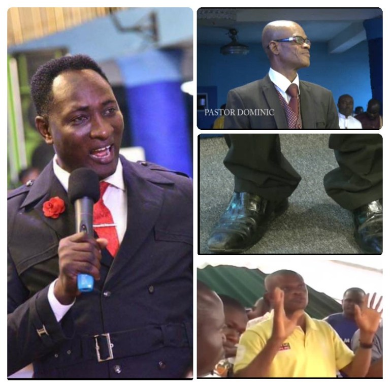 Prophet Jeremiah Omoto Fufeyin Met With His Longtime Friend Who Dreamed About Christ Mercy Land In 2011