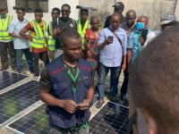 Senator Gershom Bassey Empowers 200 Youth on Solar Power, Inverters Installation & Maintenance