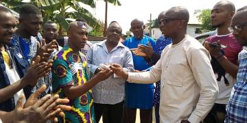 Senator Gershom Bassey Storms Calabar Municipality Again With More Empowerment