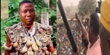 'I Am Too Strong For Fulani Bandits To Attack Or Capture, Bullet Cannot Harm Me, So This Matter Is Not About Me At All' — Sunday Igboho