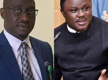 Cross River North: Jarigbe Agom Defeat Stephen Odey, Ayade Put Together At Supreme Court