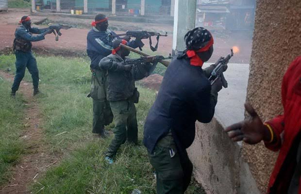 Tension As Gunmen Stormed Church, Killed Man, Wife And Daughter, Pastor Run For Safety