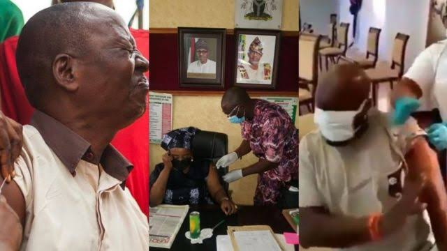 'We Don't Want To Die': Panic As 52 Nigerians Are Hospitalized After Receiving AstraZeneca COVID-19 Vaccine