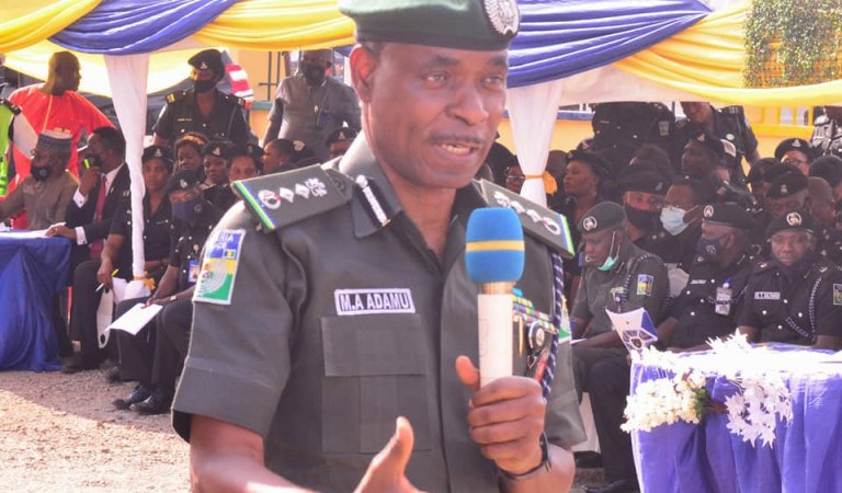 BREAKING! [HOT]!! Shoot and Crush  Any IPOB Member You See — Inspector General Of Police Order His Men
