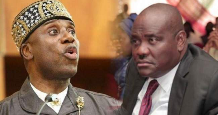 Rivers State Power Tussle Takes New Dimension As Amaechi Moves To Destroy Wike Politically
