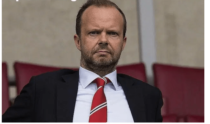 JUST IN!! Ed Woodward Resigns As Executive Vice Chairman Of Man United