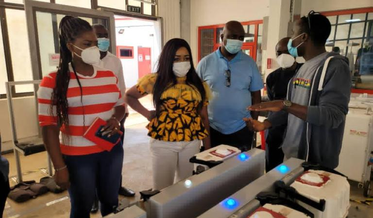 Governor Ayade Introduces 'Digital Drones' for Medical Supplies To Health Facilities In Cross River