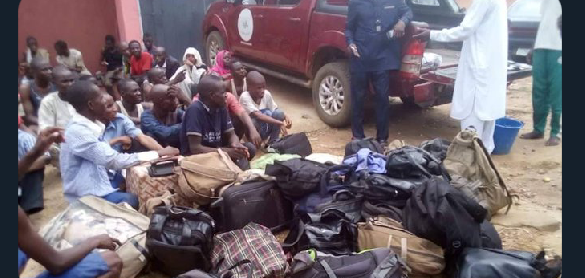 BREAKING!! Tension Continues In Nigeria As Yorubas Begin Deportation of Northerners To Their States of Origin