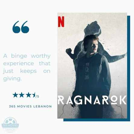 Netflix Ragnarok by SAM Productions Series Review