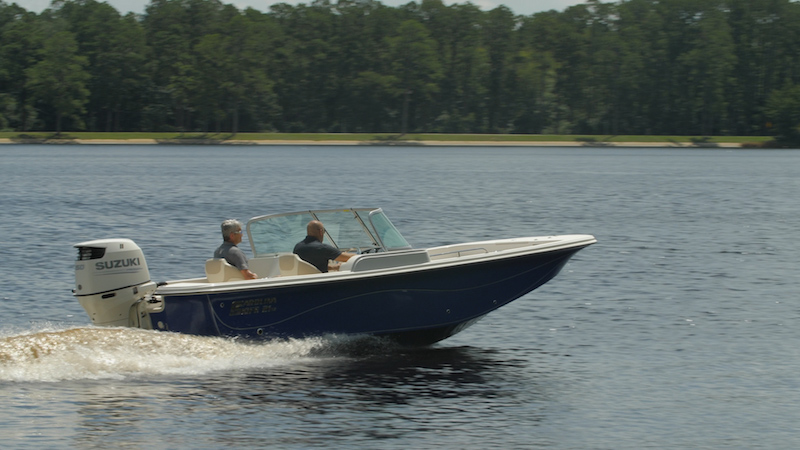 Carolina Skiff 21 LS Sport & Fish DC