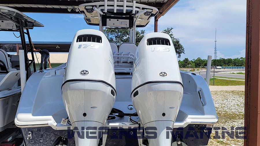 Sea Pro 259 Navy 2022 07