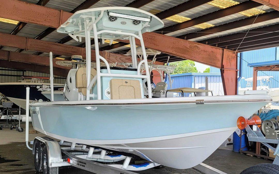 Sea Pro 228CC