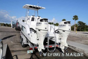 Twin Vee 260 SE from Wefings - 02