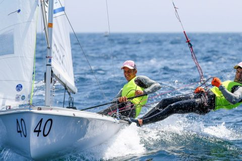 420 Open – Junior European Championship