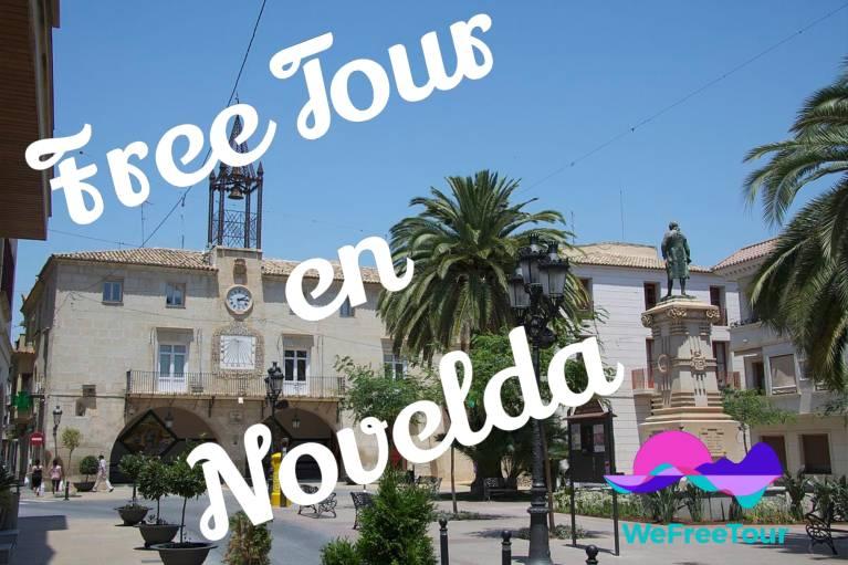 free tour novelda