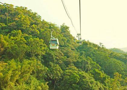 Maokong Gondola – the Gateway to Enjoy the Impressive Panoramic Views of Taipei
