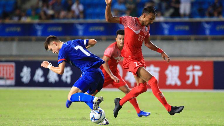 Nepal vs Chinese Taipei Head-to-Head