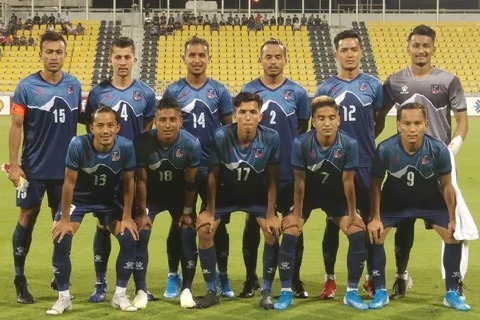 Training of Nepal National Football Team 🇳🇵🇳🇵 from next month :World Cup Qualidfiers