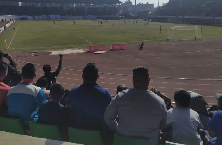 Nepal into the final of SAG 2019