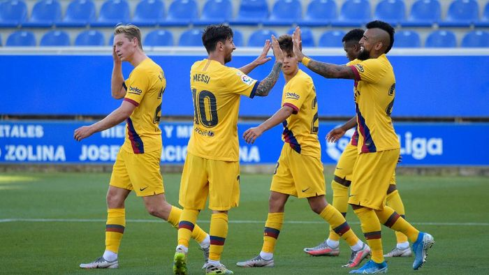 Barcelona Could Be Fire In The Champions League