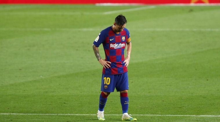 Lionel Messi's Father Sparks Rumors Of Inter Milan Signing From FC Barcelona