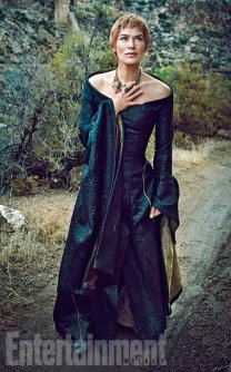 """Lena Headey as Cersei Lannister """"She really has nothing to lose and she has everything to gain from the horrible position she finds herself in,"""" says Headey. (Image Credit: MARC HOM for EW)"""