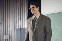 """DC's Legends of Tomorrow -- """"Left Behind"""" -- Image LGN109A_0220b.jpg -- Pictured: Brandon Routh as Ray Palmer/Atom -- Photo: Dean Buscher/The CW -- © 2016 The CW Network, LLC. All Rights Reserved."""