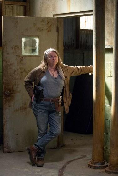 ? - The Walking Dead _ Season 6, Episode 13 - Photo Credit: Gene Page/AMC