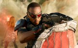 """Anthony Mackie says there was no question which side Falcon would come down on. He's #TeamCap all the way. Not that Falcon (a.k.a. Sam Wilson) understands Steve Rogers' connection to The Winter Soldier. """"He's like, look, dude, we need to leave him alone,'"""" Mackie says. """"But with Steve, that relationship is so deep and Steve is such a loyal guy from their history, their past, and their bond and kinship, that Steve sees more. But I think with Sam, it's pretty much, 'Keep him over there and I'm over here.'"""""""