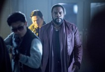 """Arrow -- """"Penance"""" -- Image AR504a_0336b.jpg -- Pictured: Chad Coleman as Tobias Church -- Photo: Dean Buscher/The CW -- © 2016 The CW Network, LLC. All Rights Reserved."""