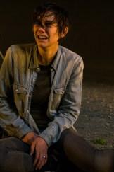 Lauren Cohan as Maggie Greene- The Walking Dead _ Season 7, Episode 1 - Photo Credit: Gene Page/AMC