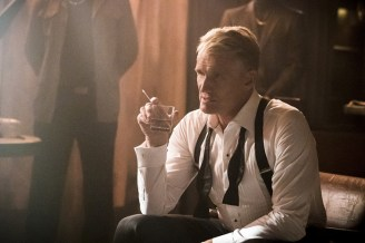 """Arrow -- """"So It Begins"""" -- Image AR506a_0099b.jpg -- Pictured: Dolph Lundgren as Konstantin Kovar -- Photo: Katie Yu/The CW -- © 2016 The CW Network, LLC. All Rights Reserved."""
